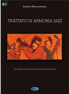 Trattato di Armonia Jazz Books | All Instruments