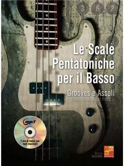 Le Scale Pentatoniche per il Basso Books and CDs | Bass Guitar