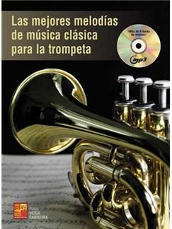 Las mejores melodías de música clásica para la trompeta CD y Libro | Trumpet
