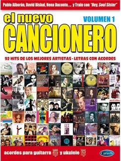 El Nuevo Cancionero Volumen 1 Books | Lyrics & Chords