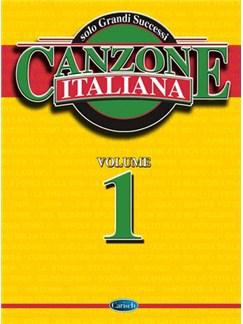 Canzone Italiana Volume 1 Libro | Guitarra