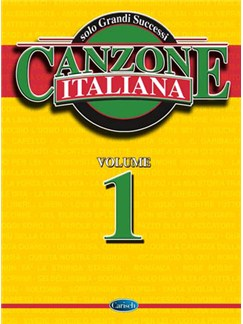 Canzone Italiana Volume 1 Books | Guitar