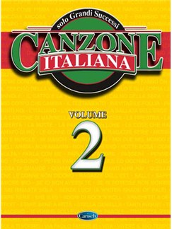 Canzone Italiana Volume 2 Books | Guitar