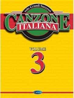 Canzone Italiana Volume 3 Libro | Guitarra