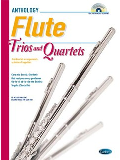Flute Trios and Quartets Books and CDs | Flute
