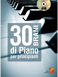 30 Brani di Piano per Principianti Books and CDs | Piano