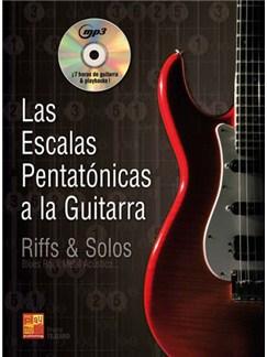 Las Escalas Pentatónicas a la Guitarra CD y Libro | Guitar