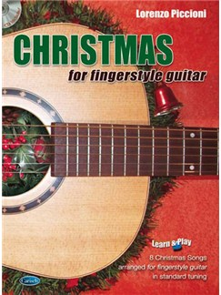 Christmas Fingerstyle Guitar Books and CDs | Guitar