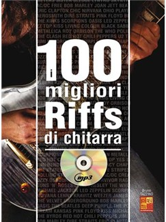 100 Riff Chitarra Gtr Bk/Cd Books and CDs | Guitar