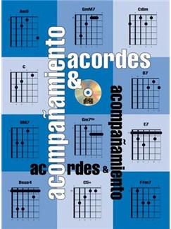 Acompanamiento & Acordes Gtr Bk/Cd Bog og CD | Guitar