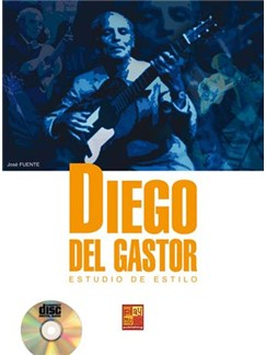 Diego Del Gastor Gtr Bk/Cd Books and CDs | Guitar