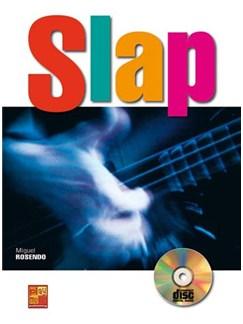Rosendo Slap Bgtr Bk/Cd Books and CDs | Bass Guitar