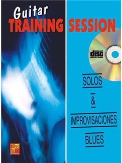Solo & Impro Blues Gtr Bk/Cd Books | Guitar