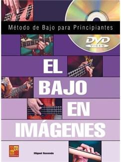 Rosendo Bajo En Imajenes Bgtr Bk/Dvd Books and DVDs / Videos | Bass Guitar