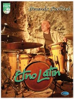 Bertozzi Etno Latin Drums Bk/Cd Books and CDs | Drums