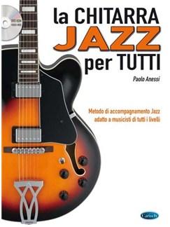 Chitarra Jazz Per Tutti Gtr Bk/Dvd Books and DVDs / Videos | Guitar