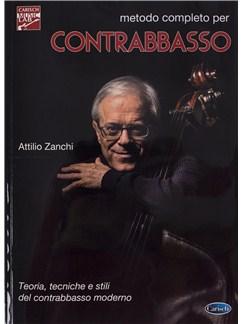 Attillio Zanchi: Metodo Completo Per Contrabbasso Books | Double Bass