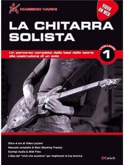 Massimo Varini: La Chitarra Solista Volume 1 Books | Guitar
