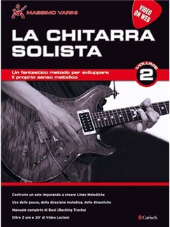 Chitarra Solista Vol 2 Gtr Bk Books | Guitar