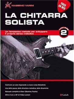 Chitarra Solista Vol 2 Gtr Bk Libro | Guitarra