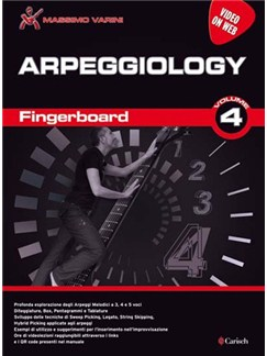 Arpeggiology Vol 4 Gtr Bk Books | Guitar