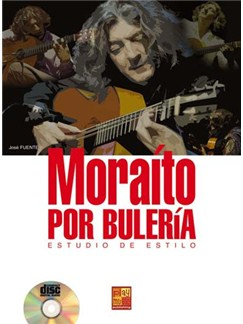 Moraito Por Buleria Gtr Bk/Cd Books and CDs | Guitar
