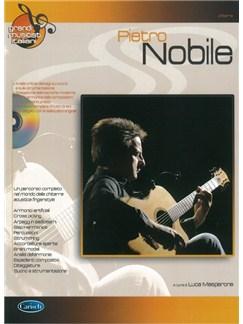 Luca Masperone: Great Musicians - Pietro Nobile (Book/CD) Books and CDs | Guitar