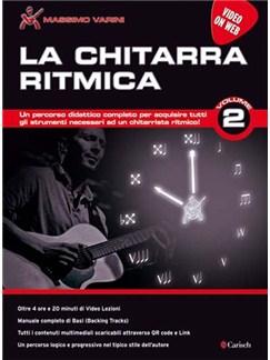 Massimo Varini: La Chitarra Ritmica - Volume 2 (Book/Downloads) Books and Digital Audio | Guitar