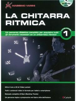 La Chitarra Ritmica Vol.1 (Book/DVD) Books and CD-Roms / DVD-Roms | Guitar