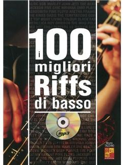 Bruno Tazzino: 100 Migliori Riffs Di Basso (Book/CD) Books and CDs | Bass Guitar