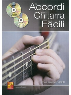 Ludovico Geraldi: Gli Accordi Alla Chitarra Sono Facili Books, CDs and DVDs / Videos   Guitar