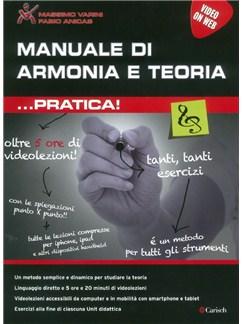 Manuale Di Armonia E Teoria... Pratica Books and Digital Audio |