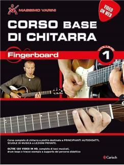 Corso Base Di Chitarra - Fingerboard Volume 1 Livre | Guitare