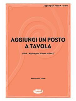 Armando Trovajoli: Aggiungi un posto a tavola Books | Guitar