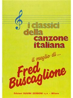 Il Meglio di Fred Buscaglione Libro | Piano, Voz y Guitarra