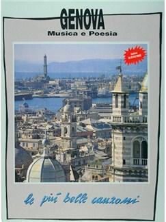 Genova, Musica e Poesia - Le Più Belle Canzoni Books | Piano, Vocal & Guitar