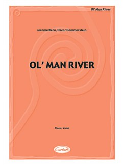 Kern Ol Man River Vce/Pf Sheet Books |
