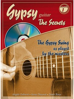 Gypsy Guitar The Secret, Volume  1 Books and CDs | Guitar