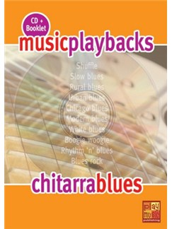 Music Playbacks CD : Chitarra Blues CDs | Guitar