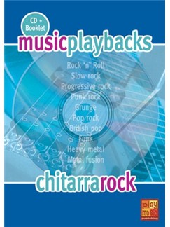 Music Playbacks CD : Chitarra Rock CDs | Guitar