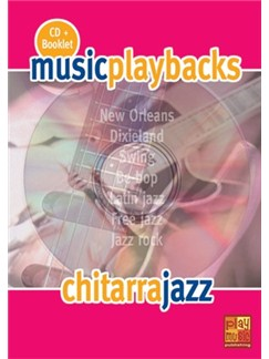 Music Playbacks CD : Chitarra Jazz CDs | Guitar
