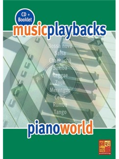 Music Playbacks CD : Piano World CDs | Piano