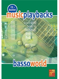 Music Playbacks CD : Basso World CDs | Bass Guitar