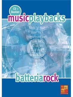 Music Playbacks CD : Batteria Rock CDs | Drums