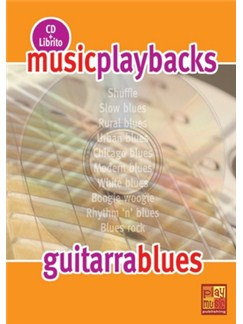 Music Playbacks CD : Guitarra Blues CDs | Guitar