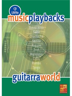 Music Playbacks CD : Guitarra World CDs | Guitar
