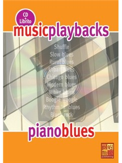Music Playbacks CD: Piano Blues CDs | Piano