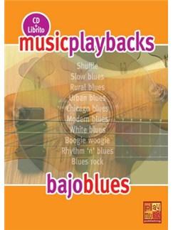 Music Playbacks CD : Bajo Blues CDs | Bass Guitar