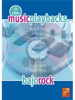 Music Playbacks CD : Bajo Rock CDs | Bass Guitar