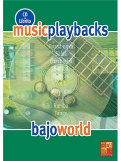 Music Playbacks CD : Bajo World CDs | Bass Guitar